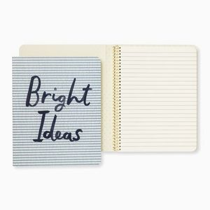 NEW KATE SPADE ♠️ Bright Ideas Spiral Notebook
